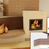 Matériaux réfractaires pour les cheminées