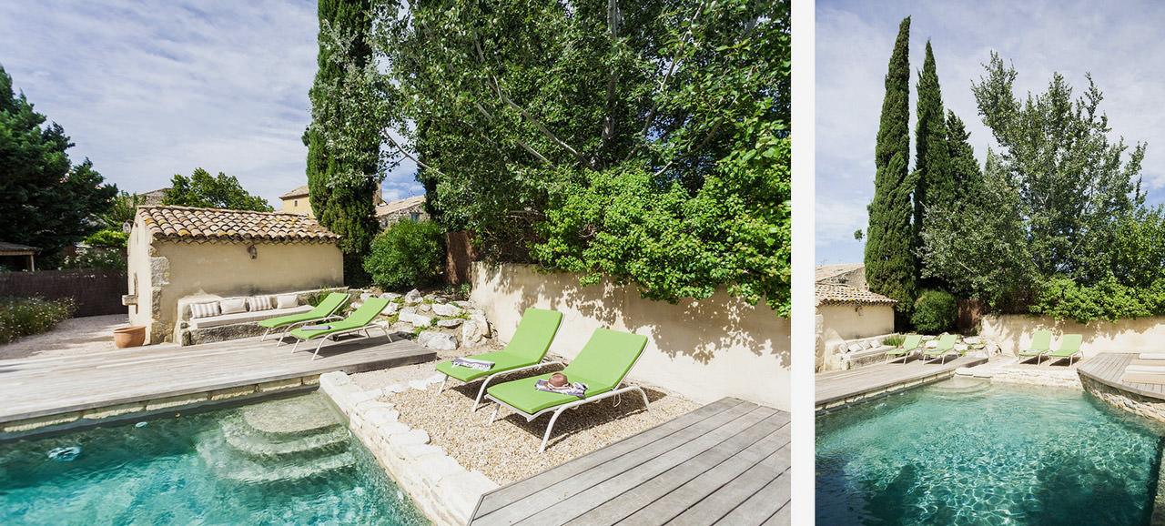 R servation en provence d 39 une chambre d 39 hotes avec piscine for Chambre d hote en provence