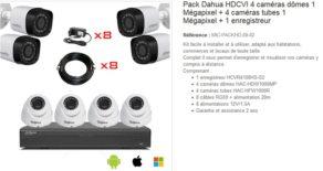 Videosurveillance à distance pour votre maison