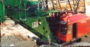 30 ans de forage avec Pieux Ouest