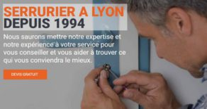 Serrurier Lyon : un professionnel sérieux à votre service