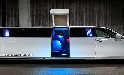 Circuits touristiques en limousine avec chauffeur Provence